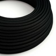 Black 3 Core Electrical Cable